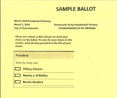 General election sample ballot rutherford county, tennessee.